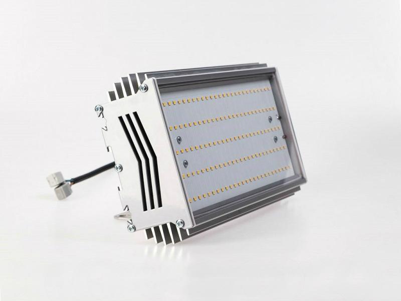 светодиодный светильник SVT-ЭПОLED