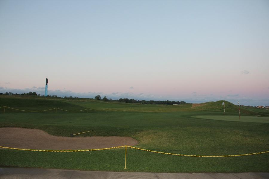 Светодиодное освещение гольф-клуба от Триалайт