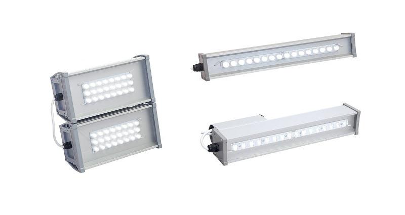 Светодиодные светильники Комлед пополнили ассортимент Триалайт
