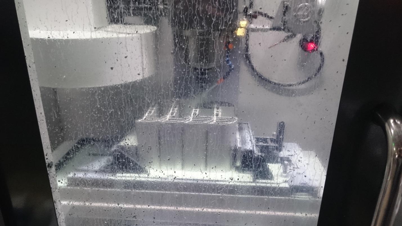 Цех металлообработки на заводе ФЕРЕКС
