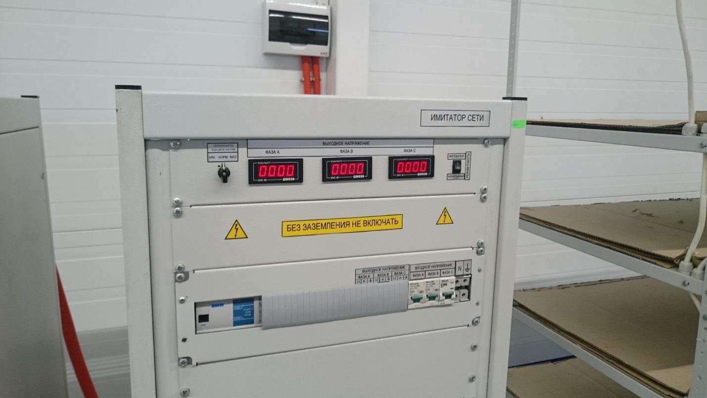 Контроль качества светодиодных светильников ФЕРЕКС