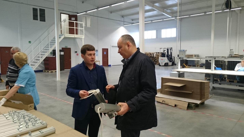 Компания ТРИАЛАЙТ на заводе ФЕРЕКС